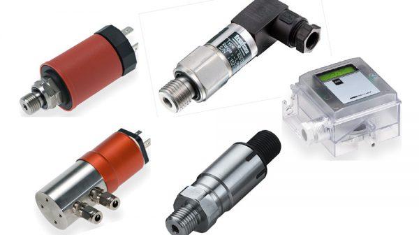 Huba-Control-Pressure-Transmitter